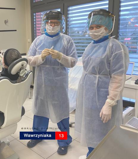 Stomatolog, dentysta, Mosina, koronawirus, przyjmuje, epidemia