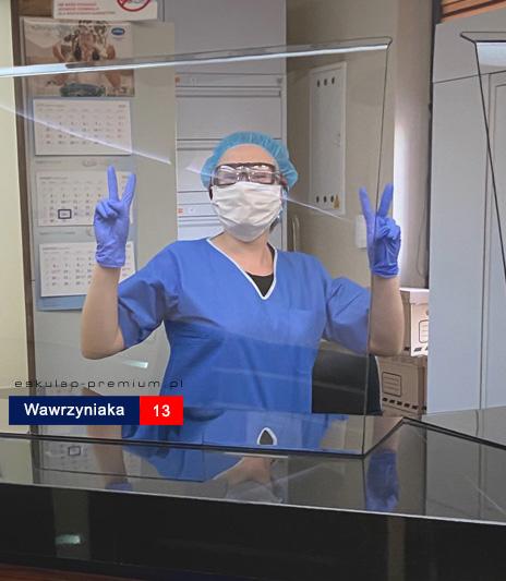 Eskulap Mosina rejestracja koronawirus przychodnia